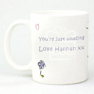 You're Amazing - Personalised Mugs