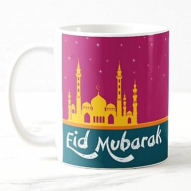 Happy Eid Personalised Mug