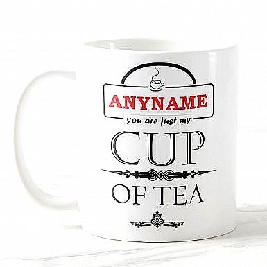 Just my Cup of Tea-Personalised Mug