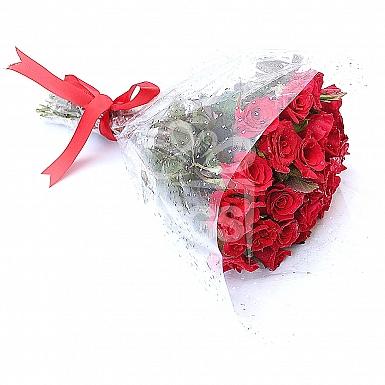 36 Red Rose Devotion