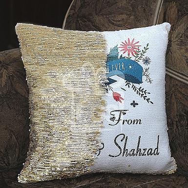 Best Mum Ever-Magic Cushion