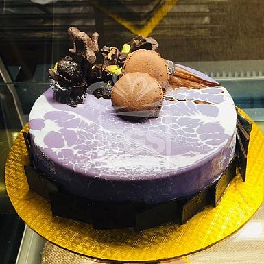 2lbs Blueberry Cake - Serena Hotel