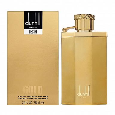 Dunhill Desire London Gold EDT 100ml - Dunhill Men Perfume