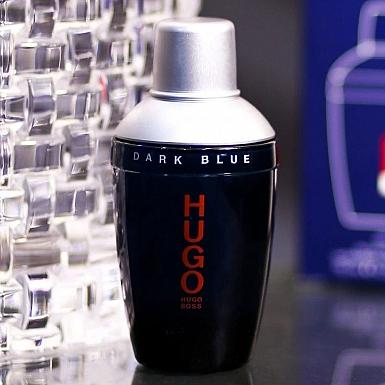 Hugo Boss Dark Blue EDT 75ml - Hugo Boss Men Perfume