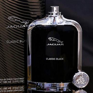 Jaguar Classic Black EDT 100ml - Jaguar Men Perfume