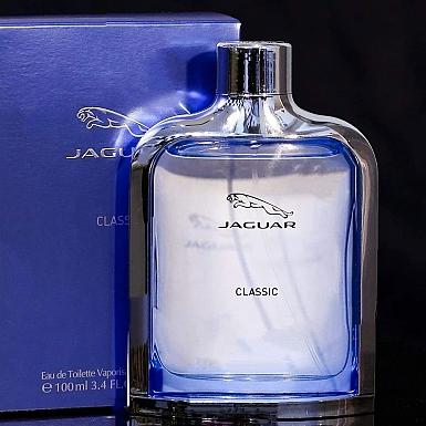 Jaguar Classic Blue EDT 100ml - Jaguar Men Perfume