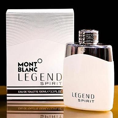 Montblanc Legend Spirit EDT 100ml - Montblanc Men Perfume