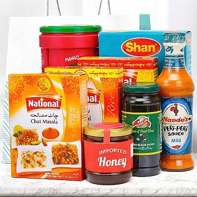 Ramadan Sweet and Spice Hamper
