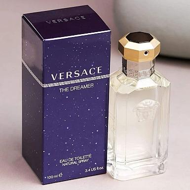 Versace The Dreamer EDP 100ml - Versace Men Perfume