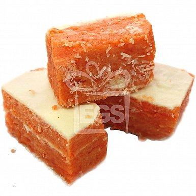 2KG Orange Patisa - Dhaka Sweets