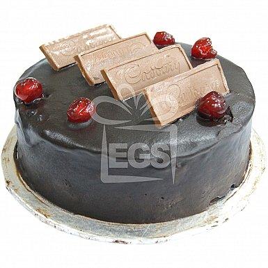 2Lbs Cadbury Chocolate Cake - Data Bakers
