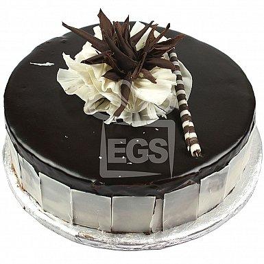 2Lbs Chocolate Fudge Cake - Marriott Hotel