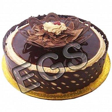 2Lbs Chocolate Coffee Cake - Tehzeeb Bakers