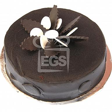 2Lbs Chocolate Fudge Delight Cake - Kitchen Cuisine