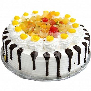2Lbs Fruit Truffle Cake - Data Bakers
