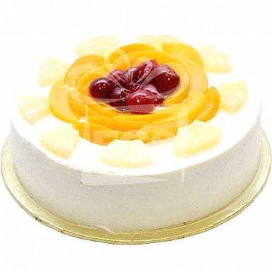 2Lbs Mixed Fruit Cake - Kitchen Cuisine