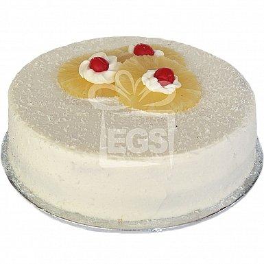 2Lbs Pineapple Cake - Kitchen Cuisine