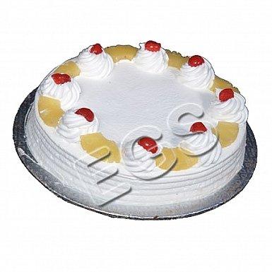 2Lbs Pineapple Cake - Tehzeeb Bakers