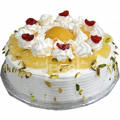 2Lbs Special Pineapple Cake - Data Bakers
