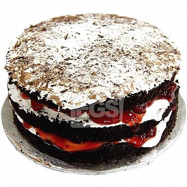 2Lbs Cherry Shot Cake - Data Bakers