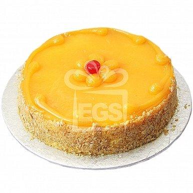 4Lbs Lemon Tart Cake - Tehzeeb Bakers