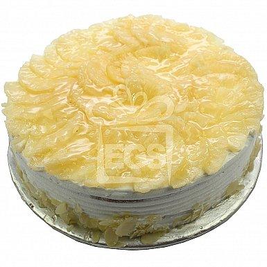 4Lbs Pineapple Cake - Marriott Hotel