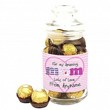 Amazing Mum-Ferrero Rocher Jar