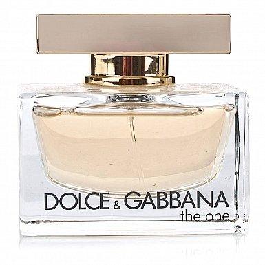 The One EDT 75ml - Dloce & Gabbana Women perfume