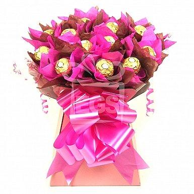 16 Ferrero Rocher Bouquet