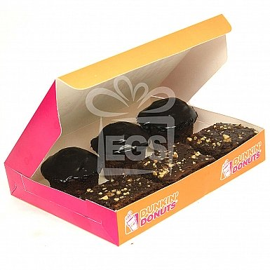 Brownies and Muffins - Dunkin Donuts