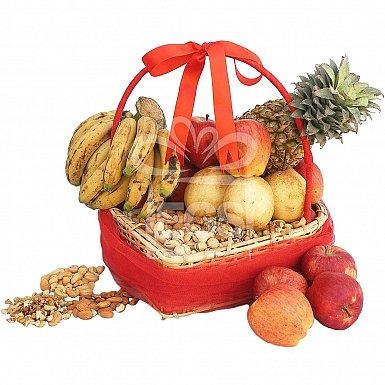 Double Fruits Basket