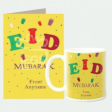 Eid Gift Perosnalised Gift Set