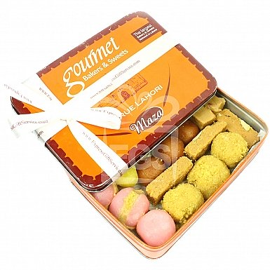 Make Your Own Box of 2KG Mithai - Gourmet Sweets