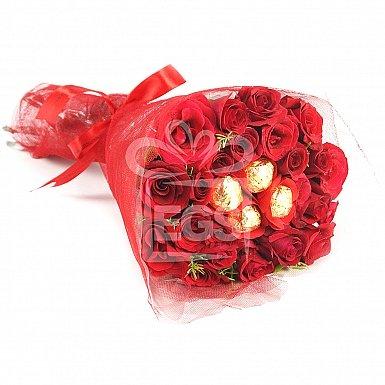 Roses & Chocolate Mania