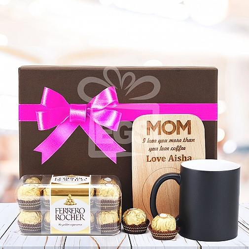 Surprised Gift Hamper for Mom