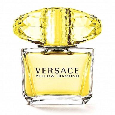 Versace Yellow Diamond Eau Toilette Spray 90ml - Versace Women Perfume