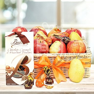 Chocolates and Fruits Appeal