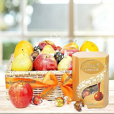 Fruit and Chocolate Selection