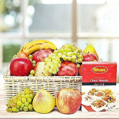 Fruit Chaat Basket