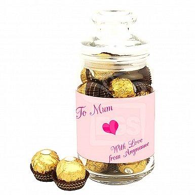 Mother's Day-Ferrero Rocher Jar