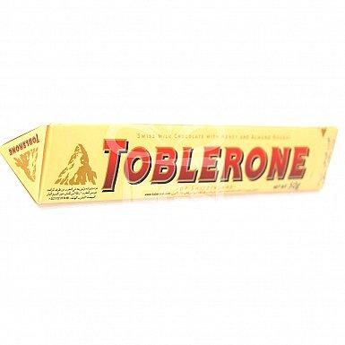 Toblerone Milk - 12 Bars