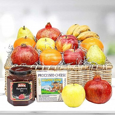 Fruits Brunch Hamper