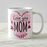 Love You Mom Mug