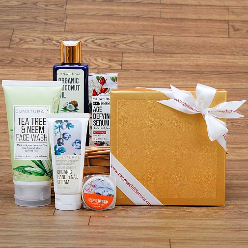 Skin Renew spa treat for mum